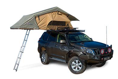 ARB Series III Simpson Rooftop Tent - FREE SHIPPING from AutoAnything