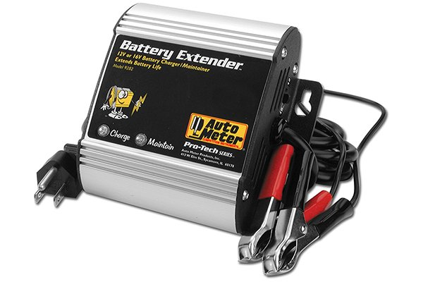 AutoMeter Battery Chargers - FREE SHIPPING!