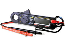 Load image into Gallery viewer, AutoMeter Digital Inductive Amp Probe Multimeter