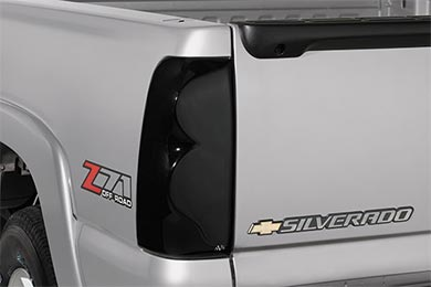 AVS Tail Shades Blackout Taillight Covers - Best Price on Tinted Black Tail Light Covers for Trucks, Cars & SUVs