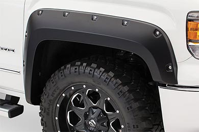 Bushwacker Pocket Style Fender Flares - FREE SHIPPING