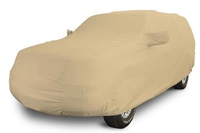 Covercraft Tan Flannel Cab-High Shell Cover - FREE SHIPPING