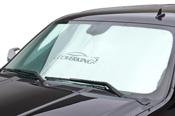 Coverking Roll Up Sun Shield - Lowest Price