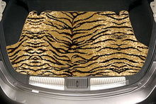 Load image into Gallery viewer, Designer Mats Safari Cargo Mats & Trunk Liners - Animal Print