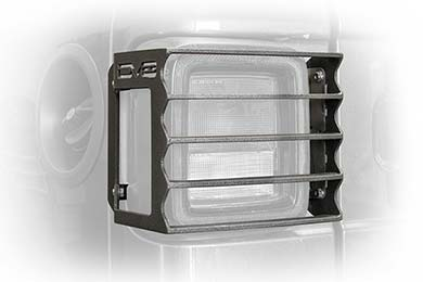 DV8 Tail Light Guards - Jeep Rear Light Protectors - Free Shipping!