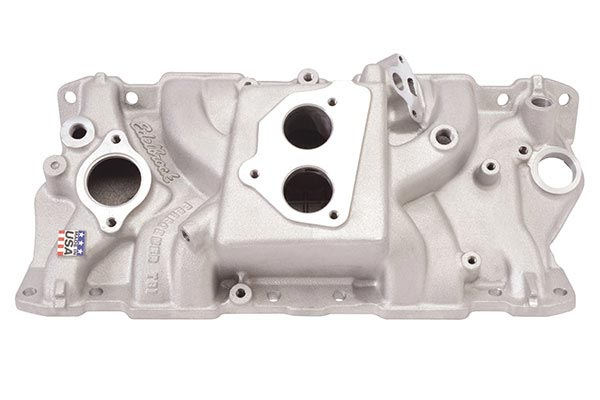 Edelbrock Performer TBI Intake Manifold for 1987-95 Chevy Motors - Free Shipping on Edelbrock TBI Intake Manifolds