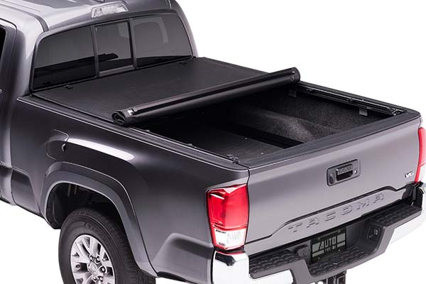 Extang Revolution Tonneau Cover - Roll Up Truck Bed Cover | AutoAnything