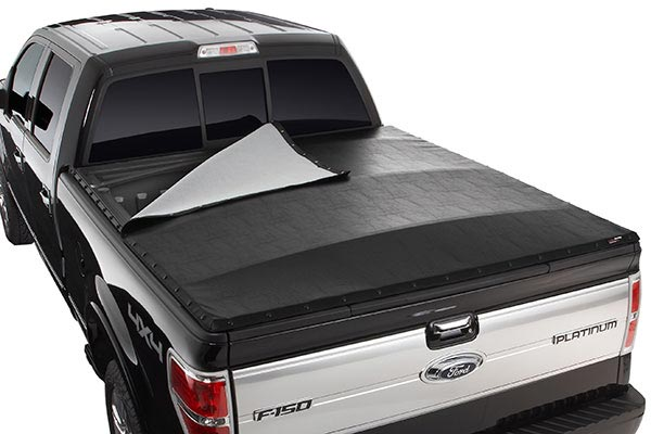 Extang Blackmax Tonneau Cover - Roll Up Tonneau Truck Bed Cover | AutoAnything