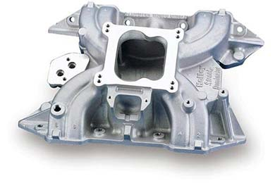 Holley Strip Dominator Intake Manifolds - Small Block Intake Manifolds - AutoAnything