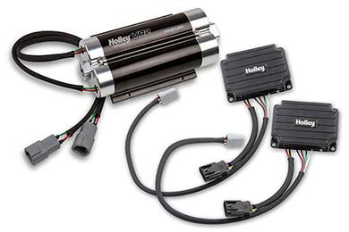 Holley VR Series Brushless Electric Fuel Pump | FREE SHIPPING!