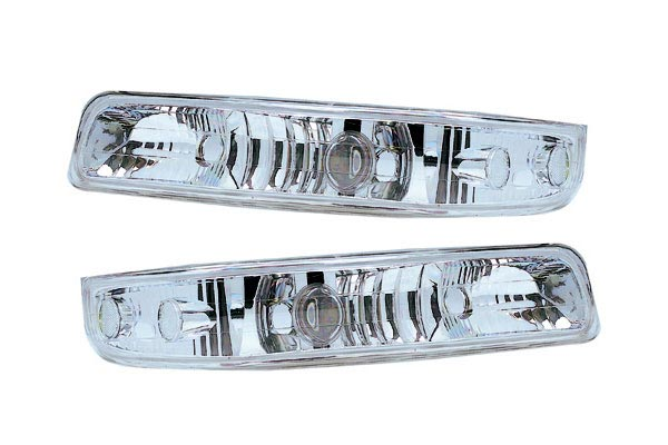 IPCW Parking Lights - Best Price on IPCW Amber & Clear Parking Light Set