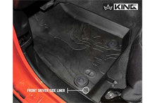 Load image into Gallery viewer, King 4WD Floor Liners