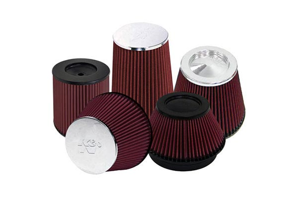 K&N Replacement Filter, K&N Replacement Cold Air Intake Filters