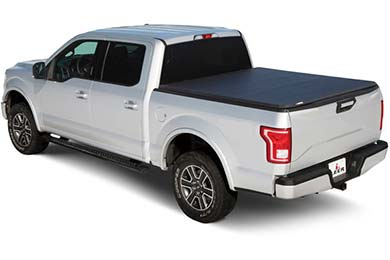 Leer Latitude SC Tonneau Cover - Folding Truck Bed Cover | AutoAnything