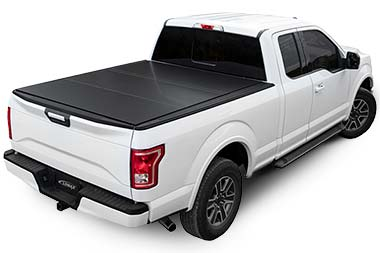 Lomax Tri-Fold Tonneau Cover By Access - Folding Truck Bed Cover | AutoAnything