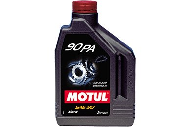 Motul 90PA Gear Oil - Limited Slip Differential Fluid