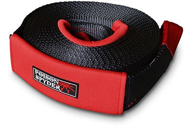 Poison Spyder Recovery Strap - Lowest Price on Tow Straps!