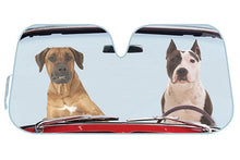 Load image into Gallery viewer, ProZ  - ProZ Dynamic Dog Duo Windshield Sun Shade