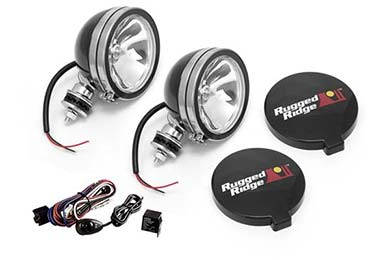 Rugged Ridge Jeep Lighting Parts & Accessories
