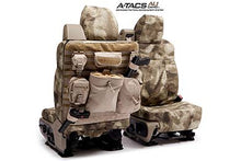 Load image into Gallery viewer, SKANDA A-TACS Tactical Camo Canvas Seat Covers by Coverking!