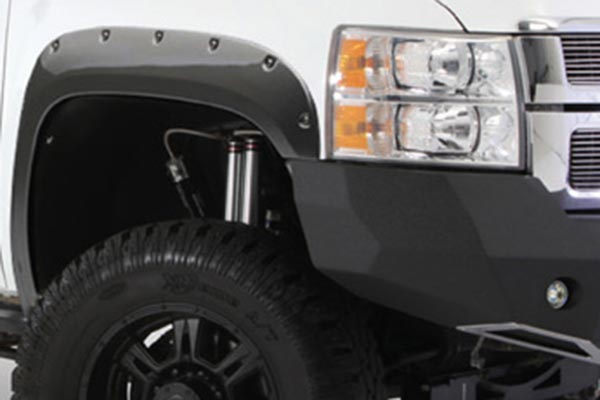 Smittybilt M1 Fender Flares - Best Price on Smitty Built M1 Bolt On Truck Fender Flares
