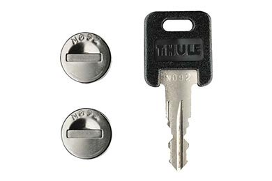 Thule Lock Cylinders - Thule One Key System | AutoAnything