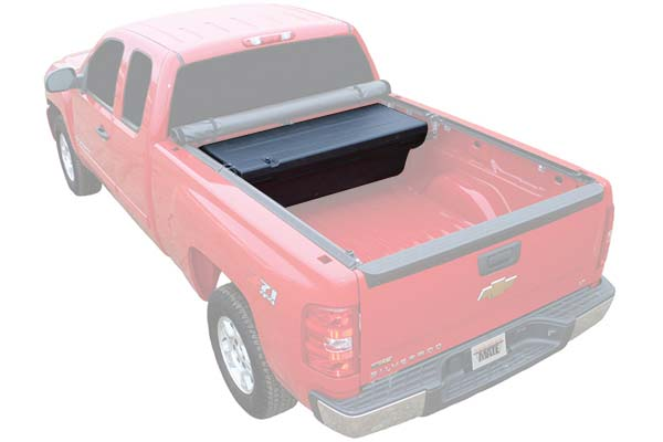 Truxedo Tonneaumate Truck Tool Box - Tool Box For Tonneau Truck Bed Covers | AutoAnything