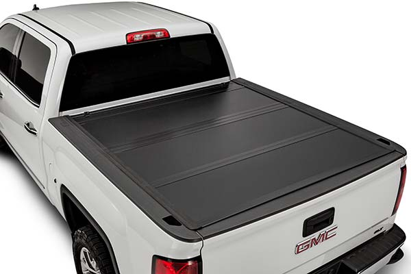 Undercover Ultra Flex Tonneau Cover - Folding Truck Bed Cover | AutoAnything