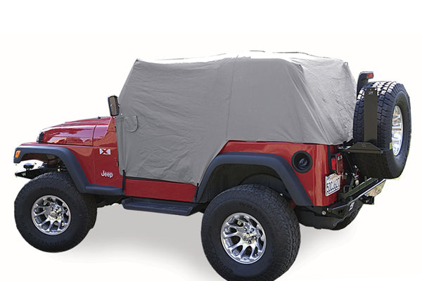 VDP Full Monty Jeep Cab Cover, Jeep Covers