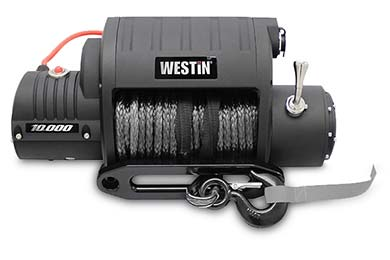 Westin Off-Road Integrated 10.0 Winch | 10K Lbs | FREE SHIPPING!