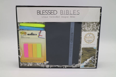 Deep Blue Sea Bible Kit - NKJV
