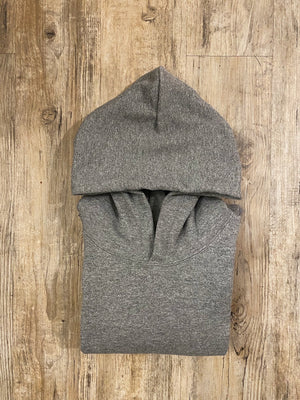 BASE collection HOODIE - GRAPHITE HEATHER