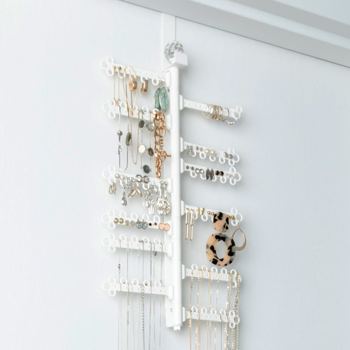 Over the Door Jewelry Organizer