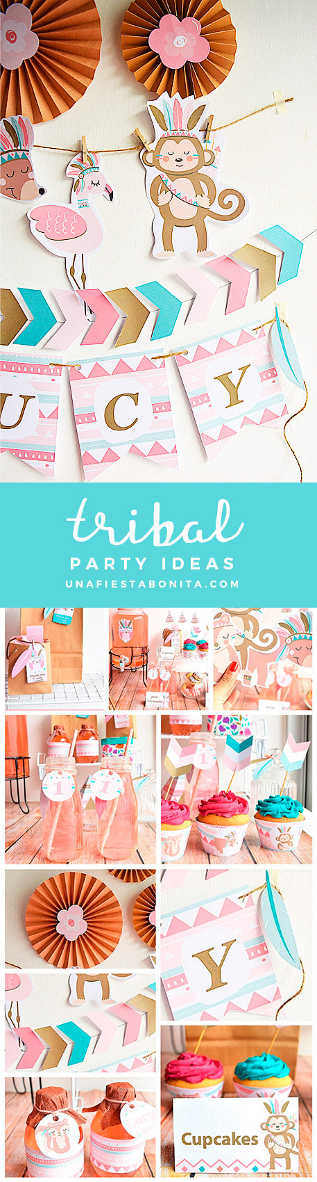 tribal party ideas