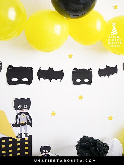 kit de fiesta batman