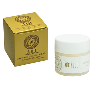 Or' Bell Gold | Crema facial nutritiva