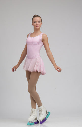 Ice Princess Figure Skating Dress by Tania Bass