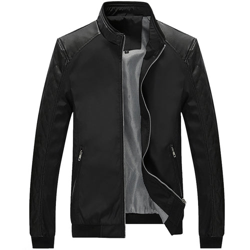 Slim Fit Operator Jacket