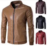 Commanding Chief Leather Jacket