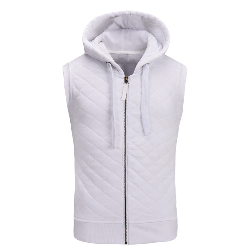 Boardwalk Sleeveless Hoodie