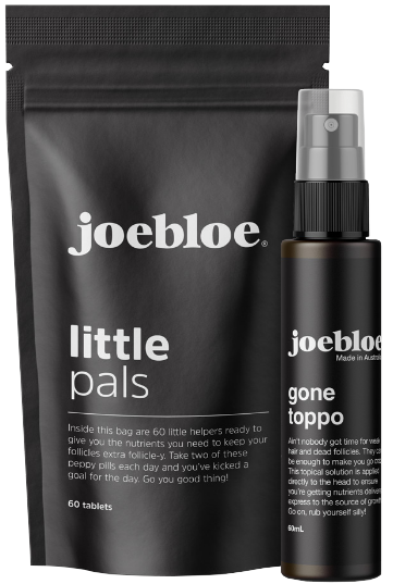 3 Month Hair Growth Treatment Subscription - joebloe