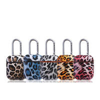 Habitat Air Pod Protective Cover Case In Leopard Print