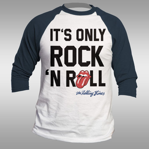 Rolling Stones | It's Only Rock 'N Roll Raglan T-Shirt