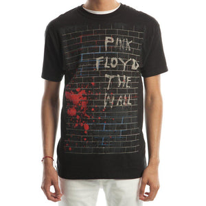 Pink Floyd The Wall Men's Black T-Shirt