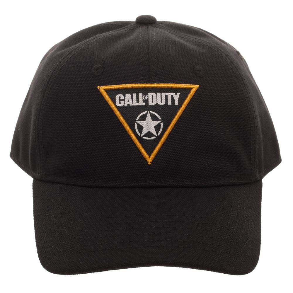 Call Of Duty WW-II Dad Black Hat