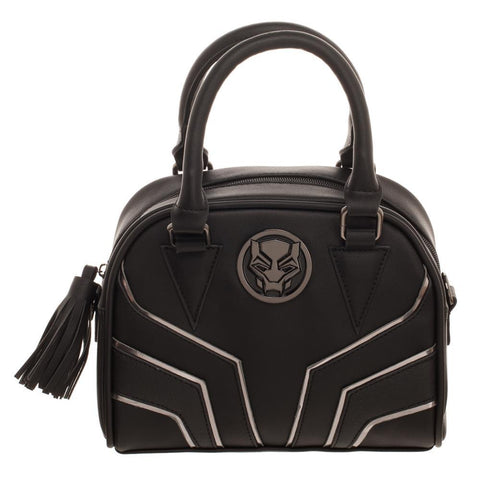 Image of Black Panther Movie Satchel Handbag Crossbody Strap