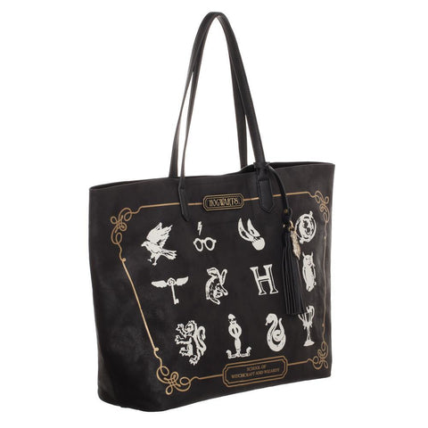 Harry Potter Gift Fashion Tote Bag, Accessories -right