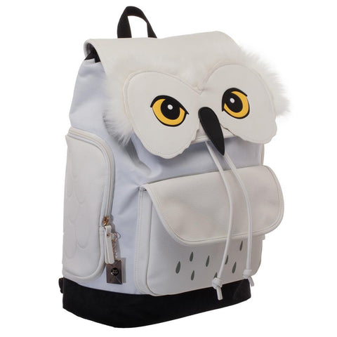 Image of Harry Potter Hedwig Rucksack Owl Bag-left