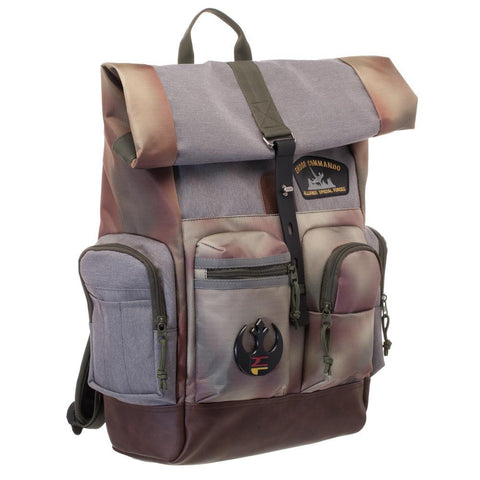 Image of Star Wars Rebel Endor Camo Rucksack/Backpacks - right