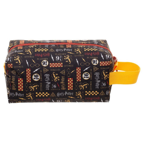 Image of Harry Potter Cosmetic Toiletry Bag - small- right
